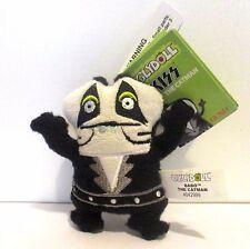 Kiss Babo The Catman - Ugly Doll Keyring BNWT New