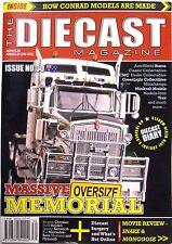 The Diecast Magazine #30 Biante Classic Bathurst Bugatti Kenworth Jaguar Kia