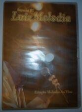 Luiz Melodia - Especial MTV - Estacio Melodia Ao Vivo - Musik-DVD - sehr selten