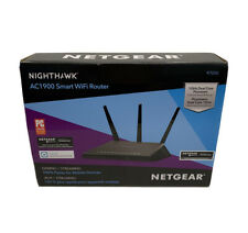 Netgear Nighthawk AC1900 Smart WiFi Router R7000 Wireless (Read Description)
