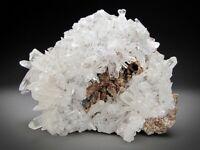 Calcite Crystals on Matrix, Portland Mine, Arizona