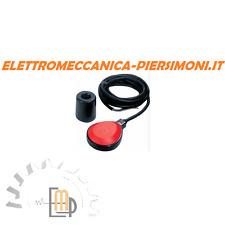 REGOLATORE LIVELLO GALLEGGIANTE 230V 10A INTERRUTTORE IRRIGAZIONE ELETTROPOMPA