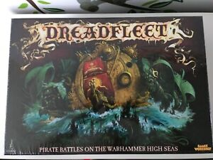 Games Workshop Dreadfleet game, brand new and sealed