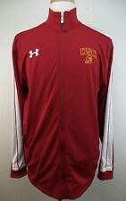 Under Armour NCAA USC Trojans Full Zip Jacket Size Adult M-D