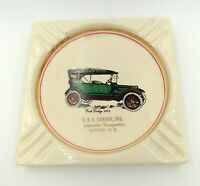 "M&G Convoy Inc Buffalo NY Automobilia First Dodge Ashtray 7 1/2"" x 7 1/2""x 1"""