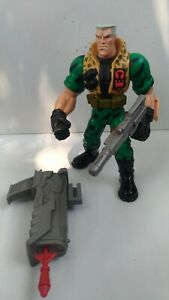 Small Soldiers 1998 Major Chip Hazard hasbro