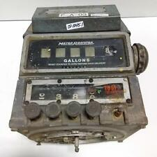 LIQUID CONTROLS FLOW METER REGISTER GALLON COUNTER A174000 *JCH*