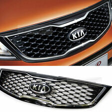OEM Genuine Turbo GDI Front Hood Radiator Mesh Grill for KIA 2011-2016 Sportage