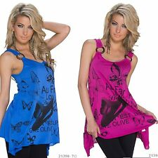 Blouse Animal Print Sleeve Tops & Shirts for Women