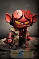 Hot Movie Hellboy Q Edition 18cm PVC Action Figure Model Toy Great Gift With Box