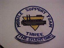 UDT SEAL VIETNAM MOBILE SUPPORT TEAM PATCH