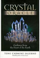 NEW Crystal Oracle Cards Deck Toni Carmine Salerno