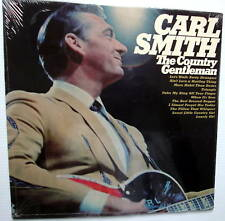 CARL SMITH THE COUNTRY GENTLEMAN SEALED LP