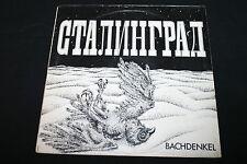 "BACHDENKEL   LP 33T 12""   RARE PROG   UK   IRC 002"