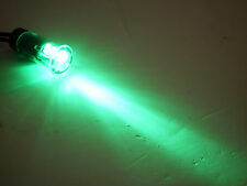 "1/2"" LED Indicator Trailer/RV Marker Light Clear Green"