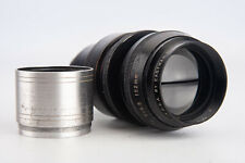 Kodak Telephoto 152mm f/4.5 Black Body Cine Lens with Hood for S Mount V12