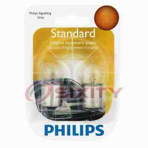 Philips Parking Light Bulb for Saab 900 1983-1986 Electrical Lighting Body ui