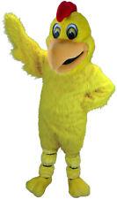 Yellow Chicken Professional Quality Lightweight Mascot Costume