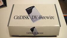 CITIDISK DV FW1256C-40 40 GB Festplattenrecorder für MINI DV mit Firewire