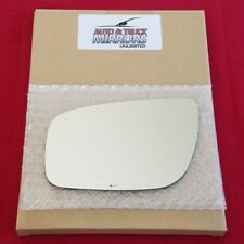 Mirror Glass For Jetta, Passat, Beetle Driver Side Replacement -2 Opt