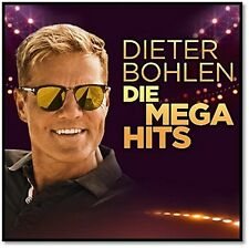 Dieter Bohlen-la MegaHits (Modern Talking, Daniel kübelböck,...) 2 CD NUOVO