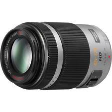New Panasonic Lumix G X Vario PZ 45-175mm f/4.0-5.6 ASPH. Lens (Silver)