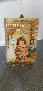 Vintage Book The Little House In The Big Woods