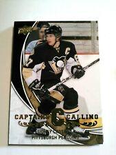 2008-09 UPPER DECK CAPTAINS CALLING COMPLETE 7 CARD INSERT SET  CROSBY SAKIC