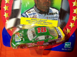 BOBBY LABONTE #18 SPECIAL NASCAR RACERS INTERSTATE BATTERIES 2000