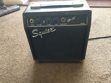 Squier SP 10 practice amp Untested Amp