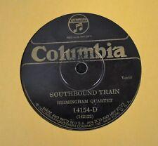 BLACK GOSPEL SACRED Birmingham Quartet Columbia 14154 Birmingham Boys
