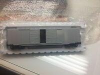 "Atlas #3007600 Undecorated ""O"" 50' PS-1 Double Door Box Car (modernized) 3 Rail"