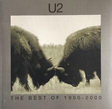 U2 THE BEST OF 1990-2000 CD ISLAND USA PRESSING FAST DISPATCH