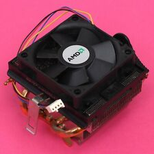 Genuine AMD Socket FM2/FM1/AM3/AM2/940/939 Heatpipe Copper Heatsink and PWM Fan