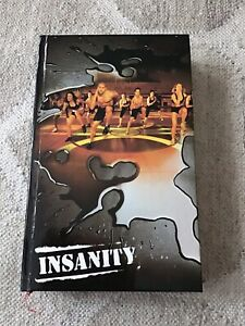 Shawn T Insanity BeachBody Workout 10 +2 DVD Disc Set & Nutrition Guide 2009 VGC