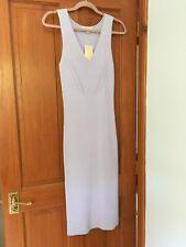 Beautiful Michael Kors Light Quartz Stretchy Midi Lilac Dress, Size M, BNWT