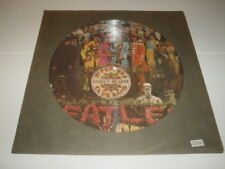 BEATLES Sgt. Peppers Lonely Hearts Club Band LP Picture Disc German Pressing #1
