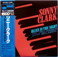 Sonny Clark Blues in the Night BLUE NOTE KING GXF3051 obi Japan LP 1st press 396