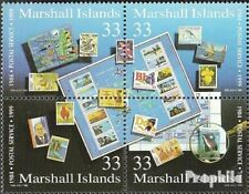 Marshall-Islands 1177-1180 block of four unmounted mint / never hinged 1999 15 y