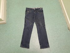 "Bench Relaxed Jeans Waist 30"" Leg 32"" Faded Dark Blue Mens Jeans"