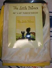 The Little Prince Soft Fleece Throw Blanket