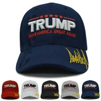 Unisex Make America Great Again Hat Donald Trump 2020 Republican Cap UK rr