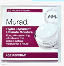 Murad Age Reform Hydro-Dynamic Ultimate Moisture .25 Oz Travel Size New