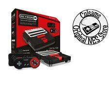 Retron 2 Black/Red RETRO Console System for Nintendo NES & Super SNES Games
