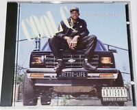 Cool C - Life In The Ghetto [CD] Steady B Rap Hip-Hop