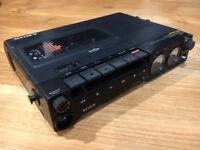 Sony TC-D5PRO II Cassette Player/Recorder - Vintage and Ultra Rare
