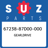 67238-87D00-000 Suzuki Gear,drive 6723887D00000, New Genuine OEM Part