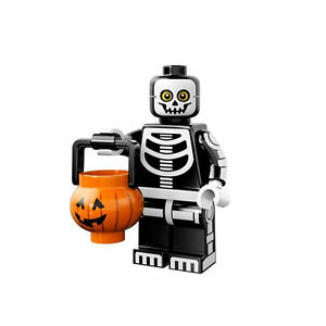 Lego 71010 Minifigures Series 14 Skeleton Guy New