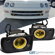 Smoke Clear Driving Fog Light//Lamp+Switch for 1994-1997 Acura Integra DC//DB