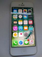 Apple iPhone 5 - 16GB - White & Silver (Vodafone) A1429 (GSM)